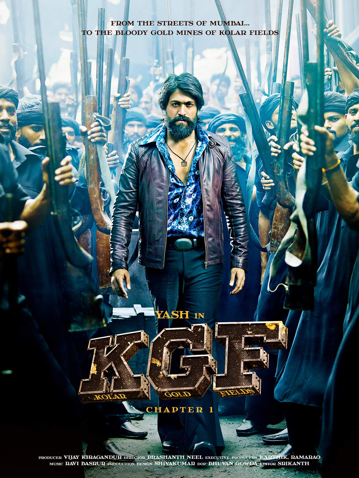 Watch K.G.F: Chapter 1 (Tamil) | Prime Video