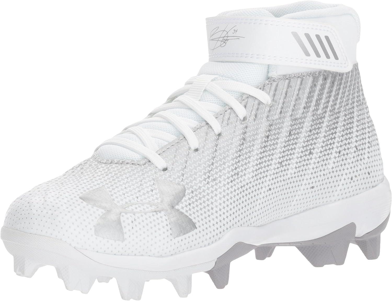 1297308 Under Armour Harper Rm Jr Baseball Shoes