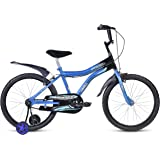 Hero Quicker 20T Steel Single Speed Junior Cycle, 12 Inch  Blue  Kids' Cycles