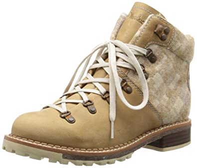 Woolrich Women's Rockies Winter Boot, Quill/Camo Wool, ...