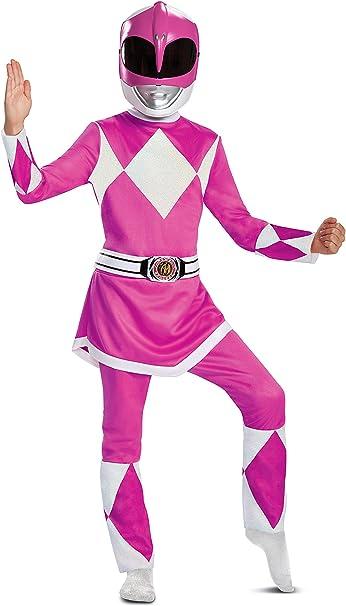 Disfraz de Power Rangers para niños de Mighty Morphin Ranger ...