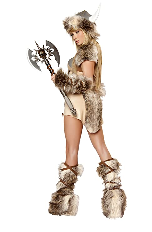 Amazon.com J. Valentine Womenu0027s Viking Costume Hat with Horns Tie-Back Top Lace Clothing  sc 1 st  Amazon.com & Amazon.com: J. Valentine Womenu0027s Viking Costume Hat with Horns Tie ...