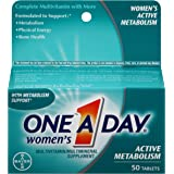 One A Day Women's Active Metabolism, 50 Count