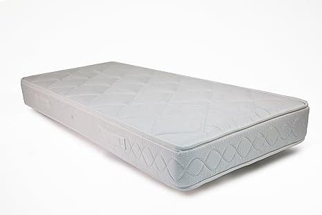 Comprarredo colchón Individual de Poliuretano Espuma de Agua Noruega 80 x 190 cm