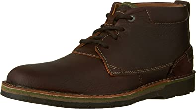 f4c66a270af4 CLARKS Men s Edgewick Mid Chukka Boot Brown Oily 7 ...
