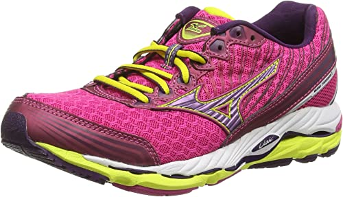 Mizuno Wave Paradox 2 (W), Chaussures de Running Entrainement Femme