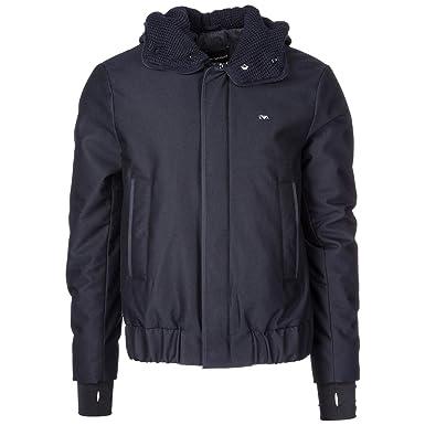 Emporio Armani Blouson Homme blu 50 EU  Amazon.fr  Vêtements et ... fc4492f1d98