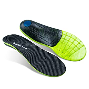 2019 Fashion Men Women Silicone Gel Orthopedic Insoles Arch Support Orthotic Sport Shoe Pad Sport Running Insole Feet Shoe Insert Foot Care Novelty & Special Use