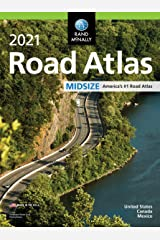 Rand McNally 2021 Midsize Road Atlas (Rand McNally Road Atlas) Paperback
