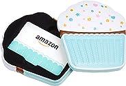 Amazon.com Gift Card in a Birthday Cupcake Tin
