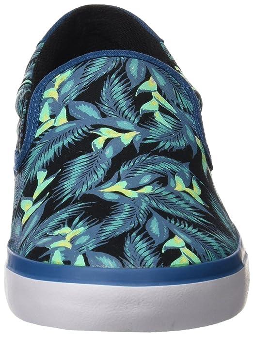 Shorebreak Slip, Chaussons Mules Homme, Bleu (Blue/Green/White), 41 EUQuiksilver