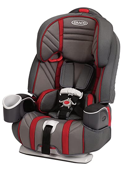 Graco Nautilus 3 In 1 Car Seat Garnet
