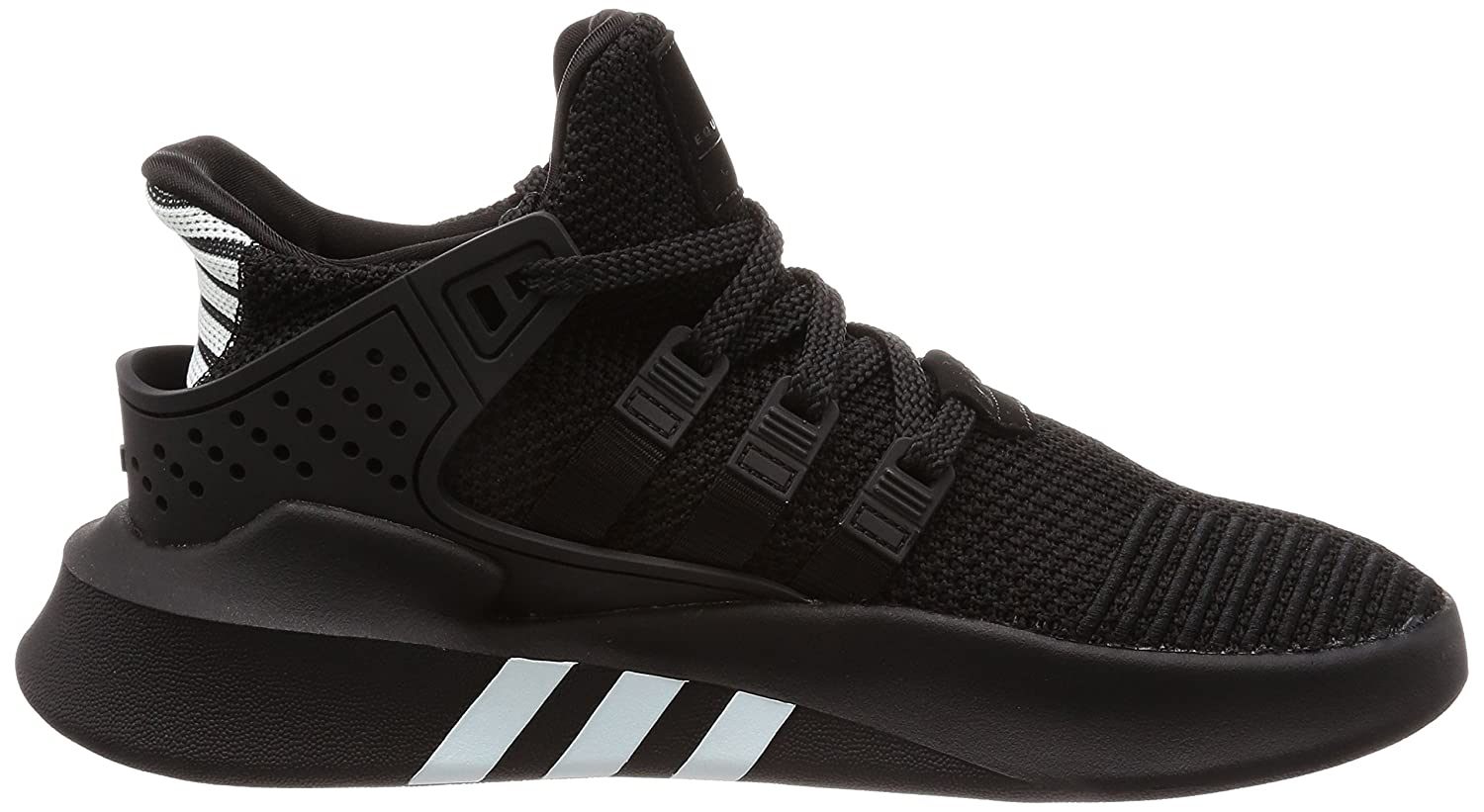 size 40 fde93 1c84a adidas Originals Mens EQT Bask Adv CblackCblackBlutin Sneakers - 7  UKIndia (40.67 EU)(CQ2991) Buy Online at Low Prices in India - Amazon.in