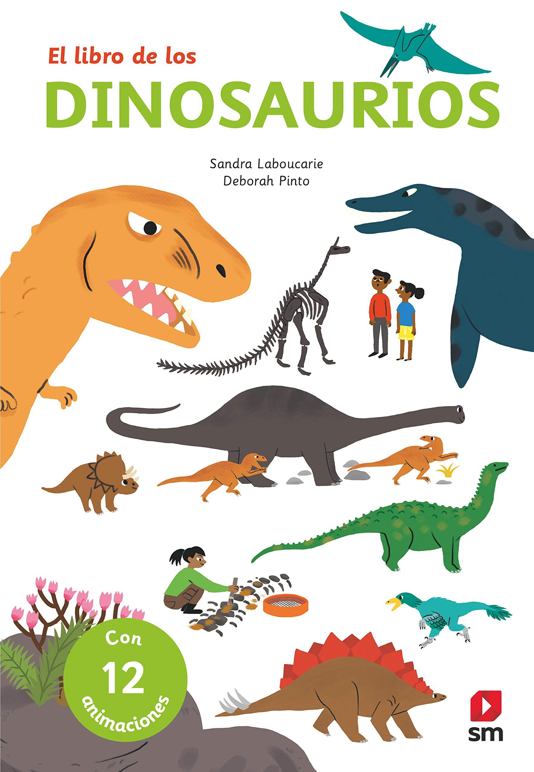 Los dinosaurios (Para aprender más sobre): Amazon.es: Laboucarie ...