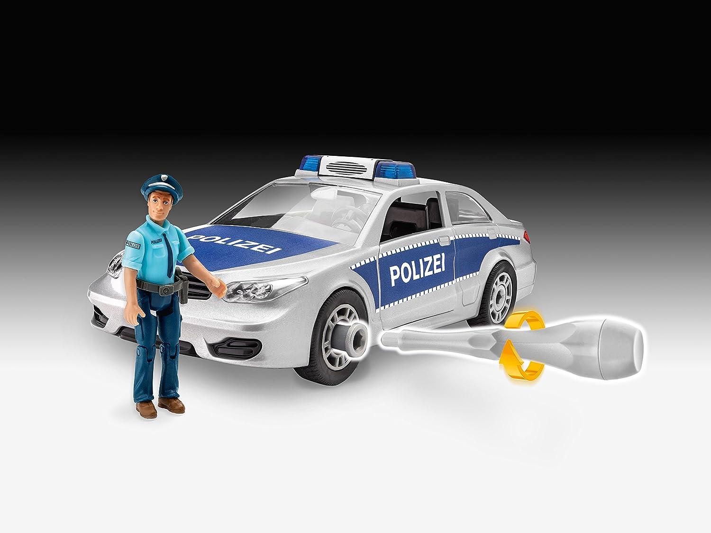 Revell 00820/Junior Kit Auto della Polizia e Poliziotto