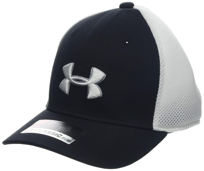 8b19a39ad43 Amazon.com  Under Armour Boys  Golf Classic Mesh 2.0 Cap  Sports   Outdoors