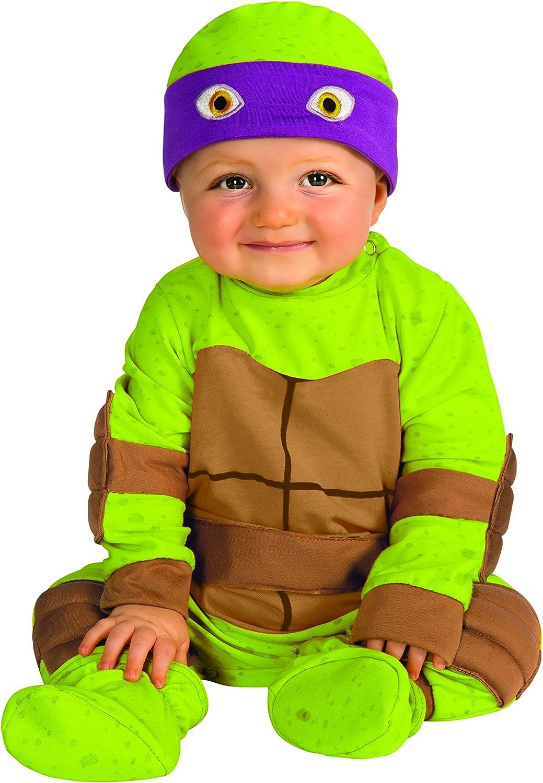Amazon.com: Rubie s traje de Teenage Mutant Ninja Turtles ...