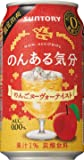 サントリー のんある気分 りんごヌーヴォーテイスト 350ml×24本 ノンアルコール飲料