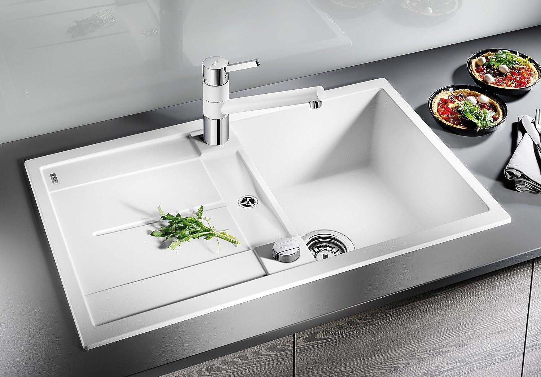 Blanco Küchespüle Metra (45 cm Unterschrank), anthrazit, 513035 ...