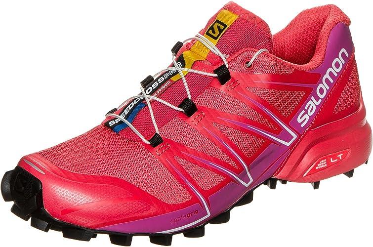 Salomon Speedcross Pro W, Zapatillas de Trail Running para Mujer ...