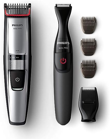 Philips BEARDTRIMMER Series 5000 Barbero BT5205/85 - Depiladoras ...