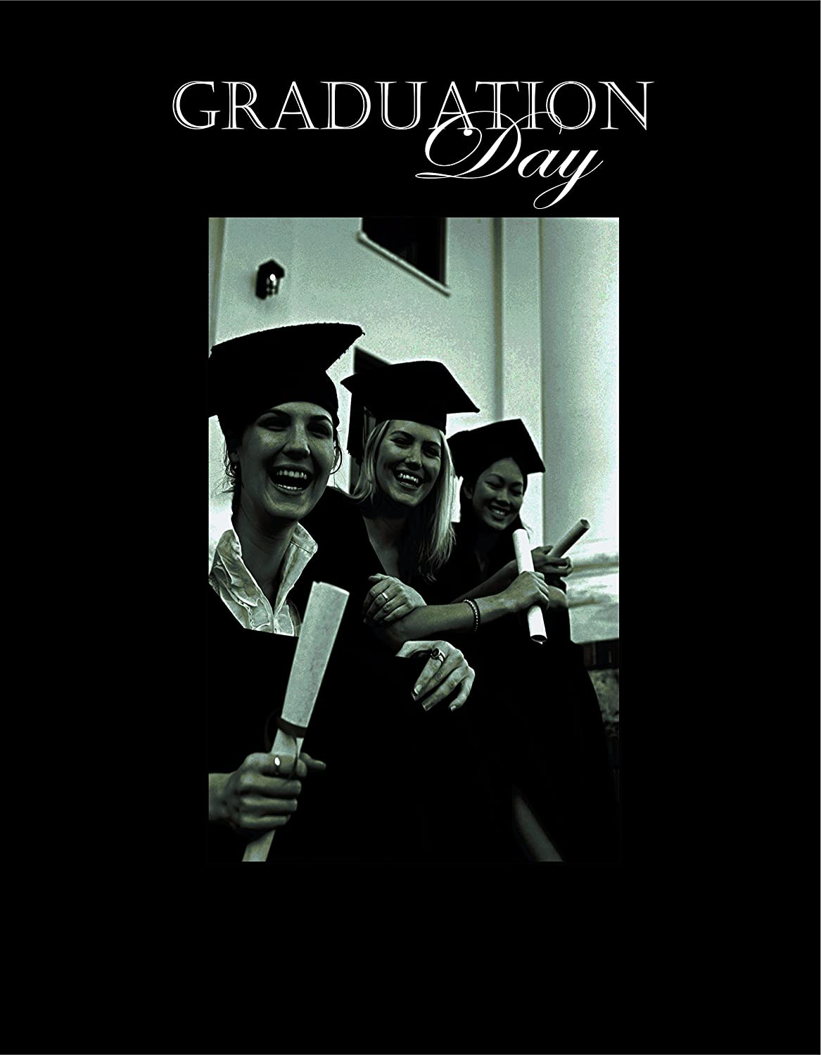 Infusion Gifts 9046 SB Graduation Day Engraved Frame Small