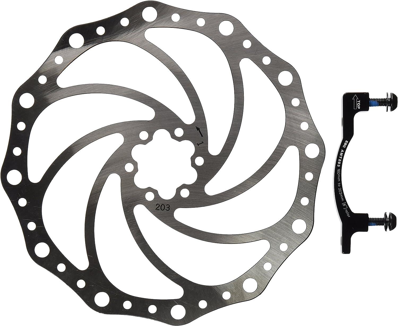 EBC Brakes MTB Oversized Contour Rotor Kit for Manitou Forks