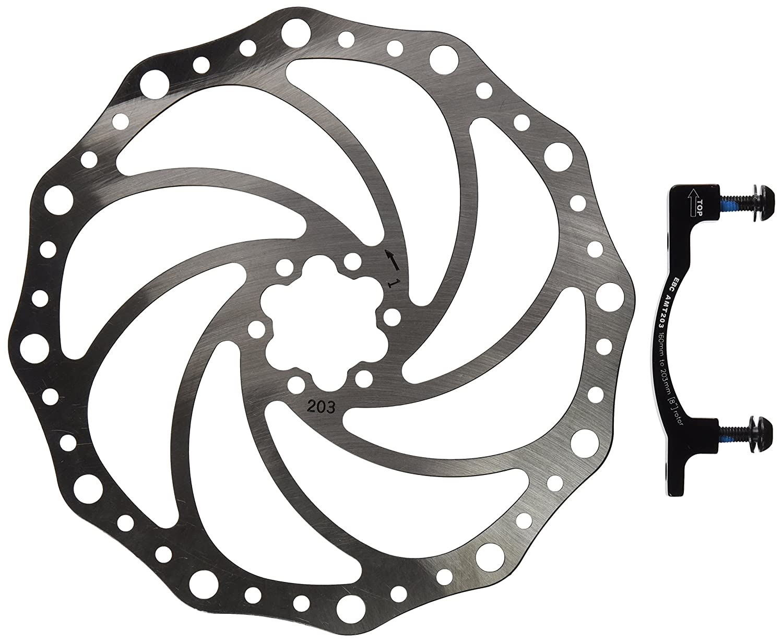 MTB Oversized Contour Rotor Kit for Manitou Forks MTBD160-203CM EBC Brakes