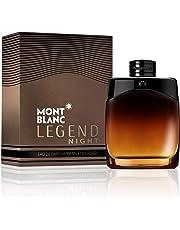 Mont Blanc Legend Night Men Eau De Parfum Spray, 3.4 Oz