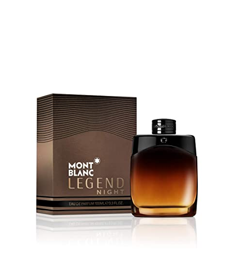 Ml En Vaporisateur Mont Night Edp Parfum Legend 100 Blanc zMVUpS