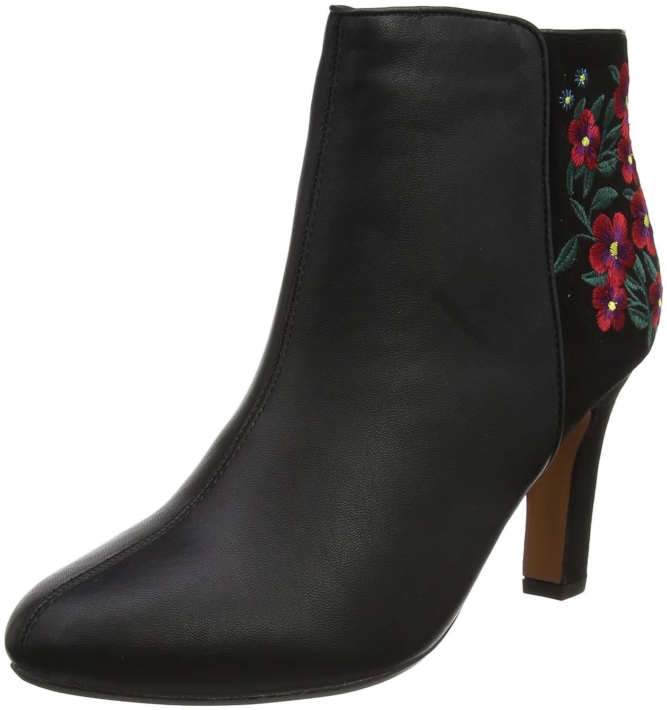 Lotus Damen Parisa Stiefel Multi & schwarz