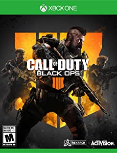 Call of Duty: Black Ops 4 - Xbox One Standard Edition