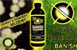 Banish, All Natural Fungicide Downey & Powdery