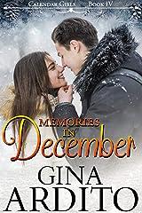 Memories in December (Calendar Girls Book 4) Kindle Edition