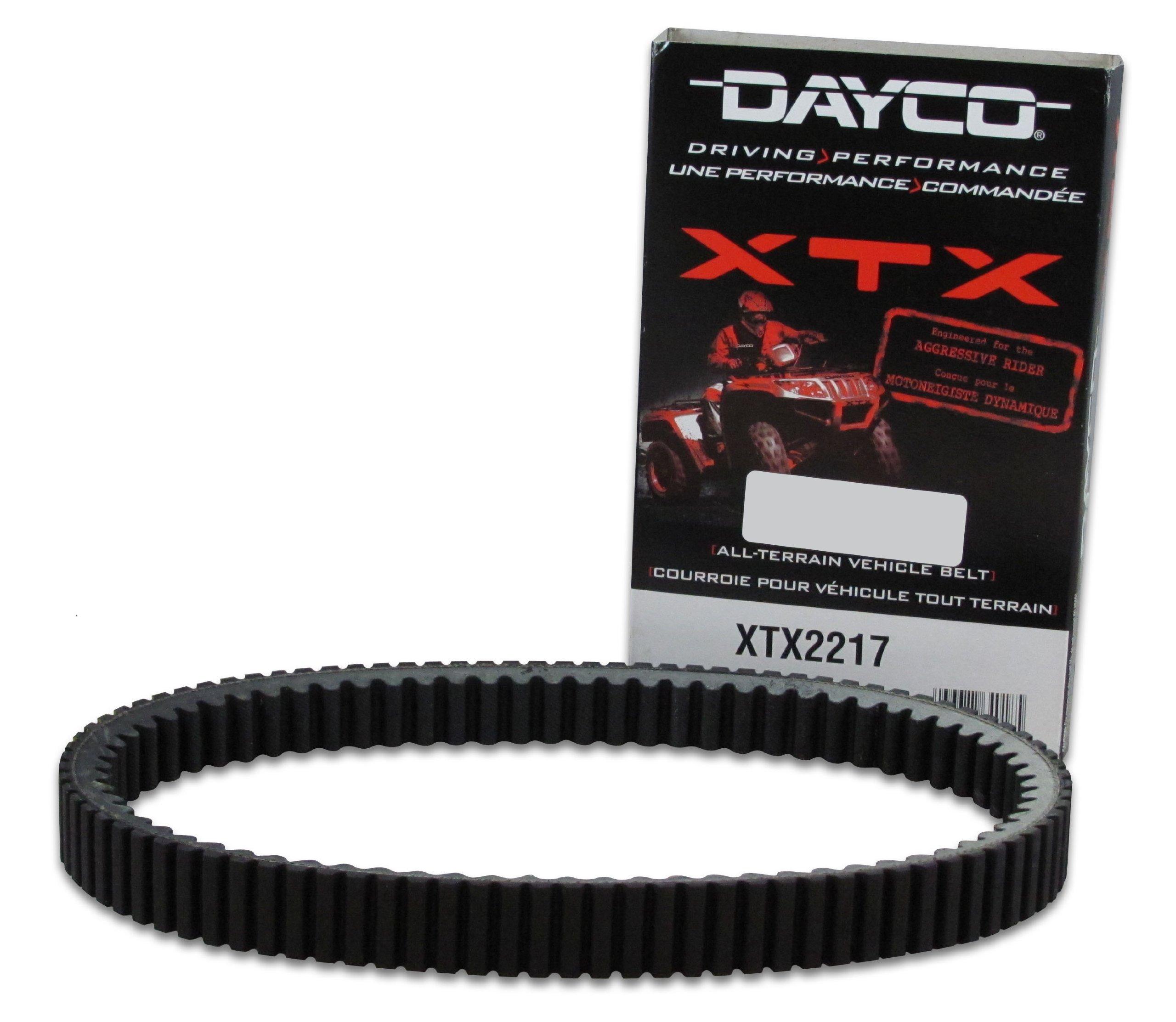 Dayco XTX2243 XTX Extreme Torque ATV/UTV Drive Belt