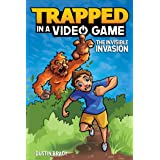 Trapped in a Video Game: The Invisible Invasion (Volume 2)