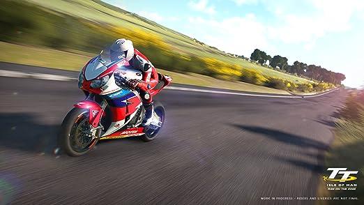 TT - Isle of Man: Ride on the Edge [Importación alemana]: Amazon.es: Videojuegos