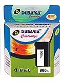 Dubaria 960xl Black Ink Cartridge Compatible For HP 960 (Black)(CZ666AA)