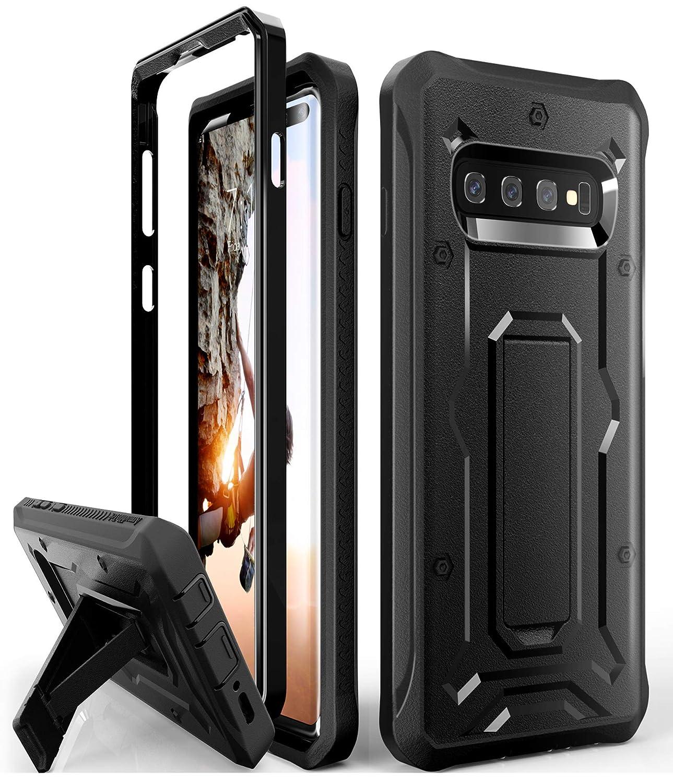 Funda Para Samsung S10 Plus ARMADILLOTEK Negra (xsr)