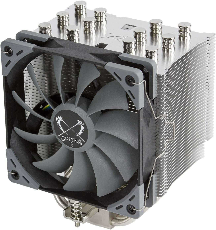 Scythe Mugen 5 CPU Cooler with Sealed Precision FDB Kaze Flex 120mm PWM Fan (SCMG-5100)