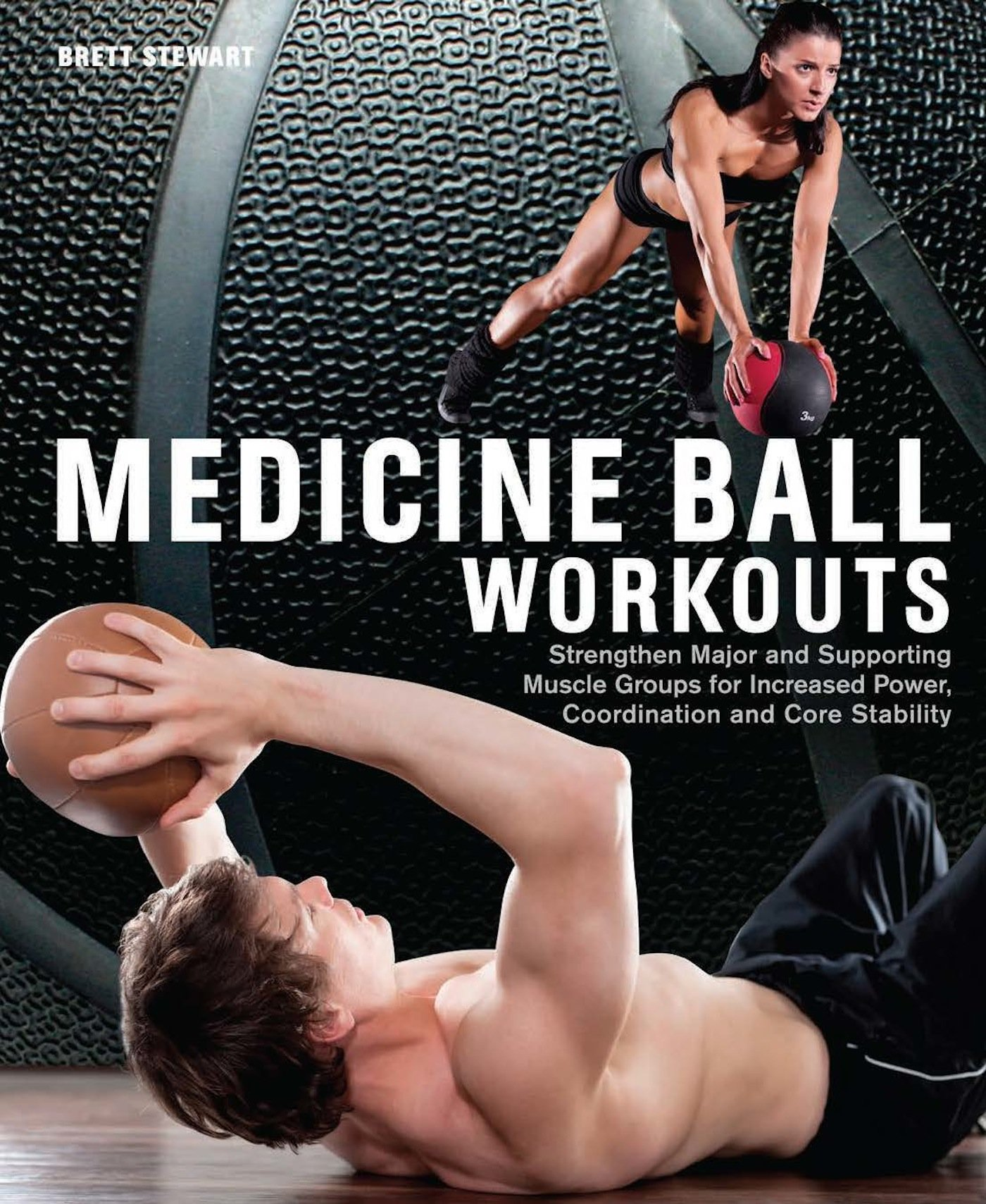 Medicine Ball Workouts Strengthen Coordination product image