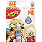 Mattel Games UNO Despicable Me Minion Made Card Game