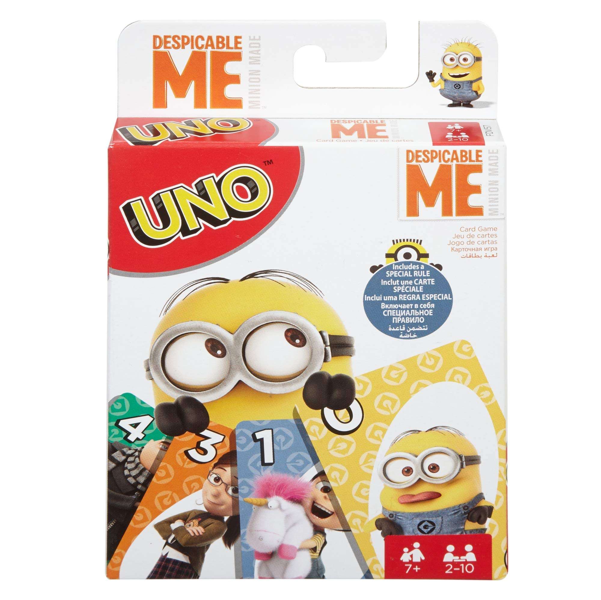 UNO: Despicable Me - Card Game