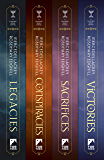 The Complete Shadow Grail Series: Legacies, Conspiracies, Sacrifices, Victories