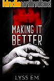 Making It Better (Gay BDSM Second Chance Romance)