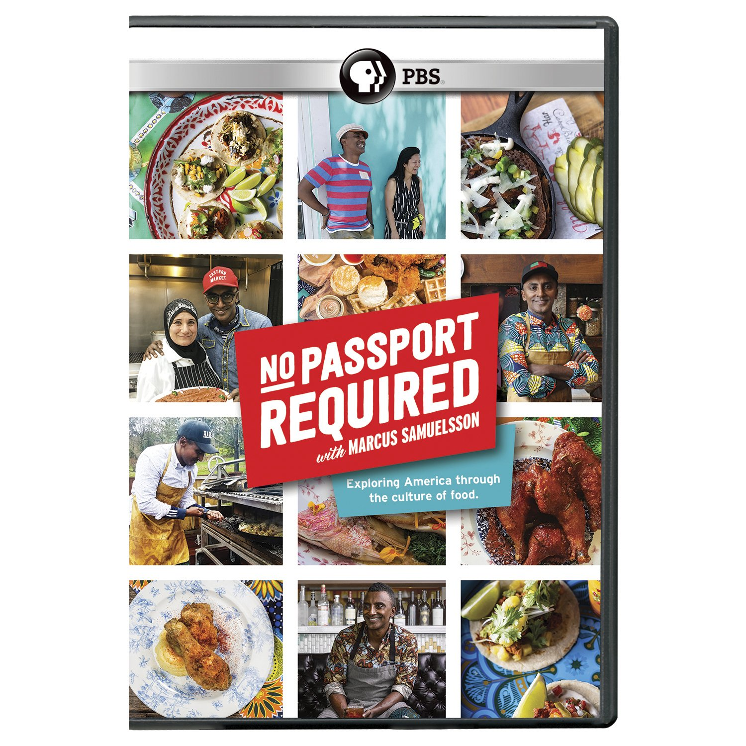 No Passport Required by PBS Home Video