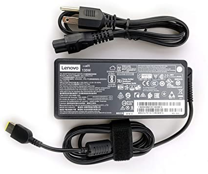 Original Genuine Lenovo ADL135NLC3A 20V 6.75A 135W AC Charger ThinkPad T440p