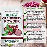 Biofinest Cranberry Juice Powder - 100% Pure