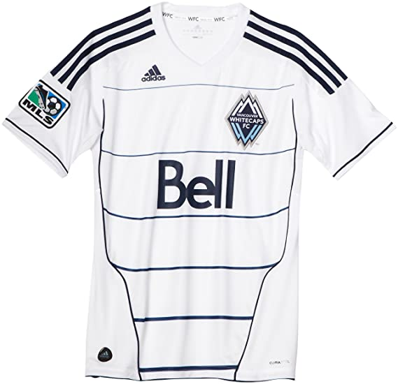 MLS Vancouver Whitecaps FC Replica Youth Home Jersey 98ef59415