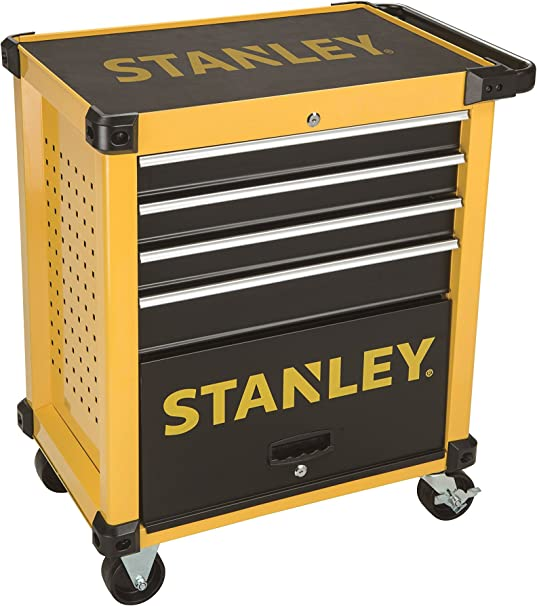 STANLEY Transmodule. Carro metálico para taller 4